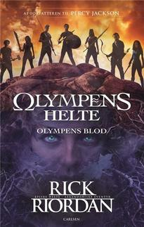 Olympens helte (5) - Olympens blod