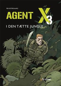 Agent X3 I den tætte jungle