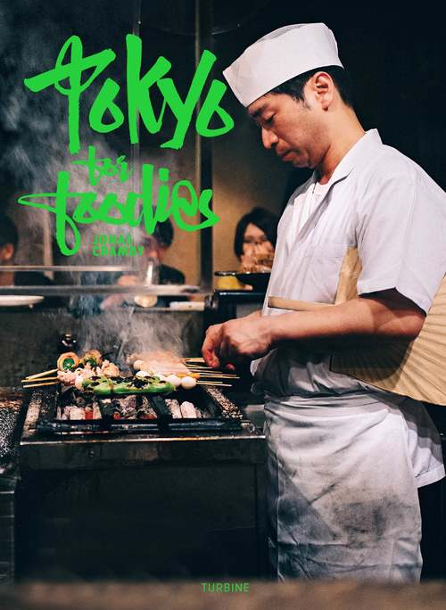 Tokyo for foodies