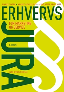 Erhvervsjura - for marketing og service