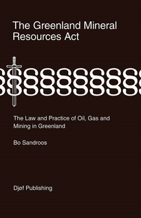 The Greenland Mineral Resources Act