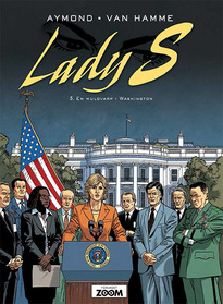 Lady S 5: En muldvarp i Washington