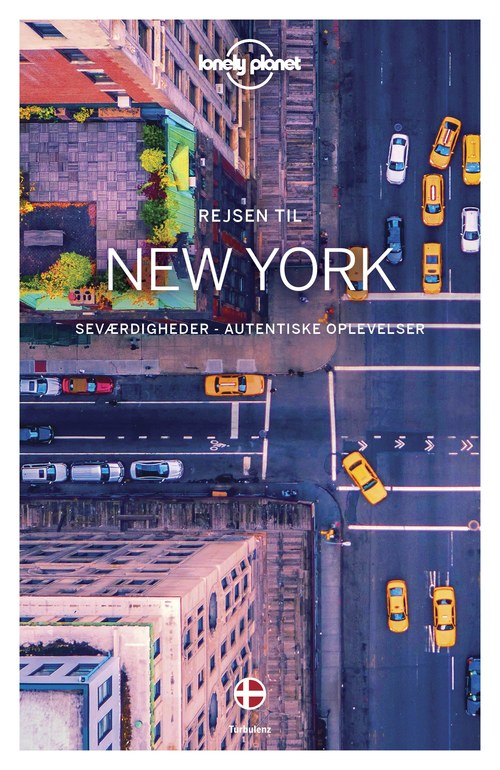 Rejsen til New York (Lonely Planet)