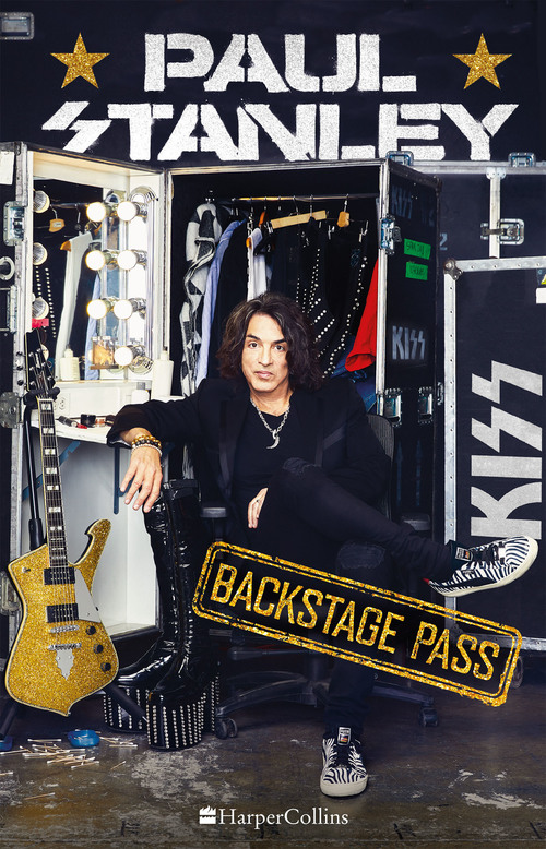 Backstage - om KISS