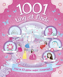1001 ting at finde i Prinsesseland