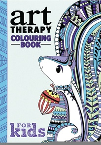 Art Therapy Colouring for Kids